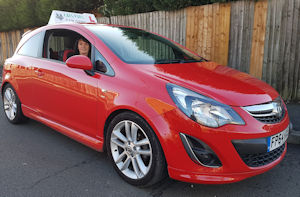 Driving lessons in Birmingham South East
